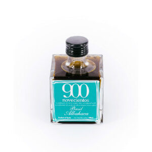 Aceite aromatizado Albahaca Novecientos