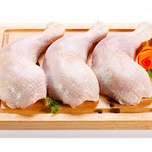 Muslos de pollo extra