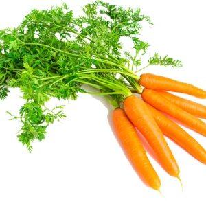 Zanahoria, manojo