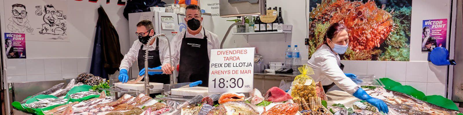 Peixateria Francesc Comas